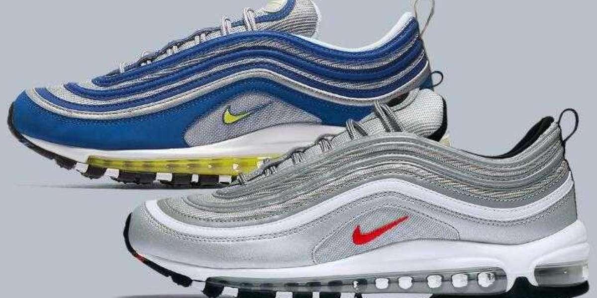 Silver Bullet Nike Air Max 97's Prepares For 25th Anniversary